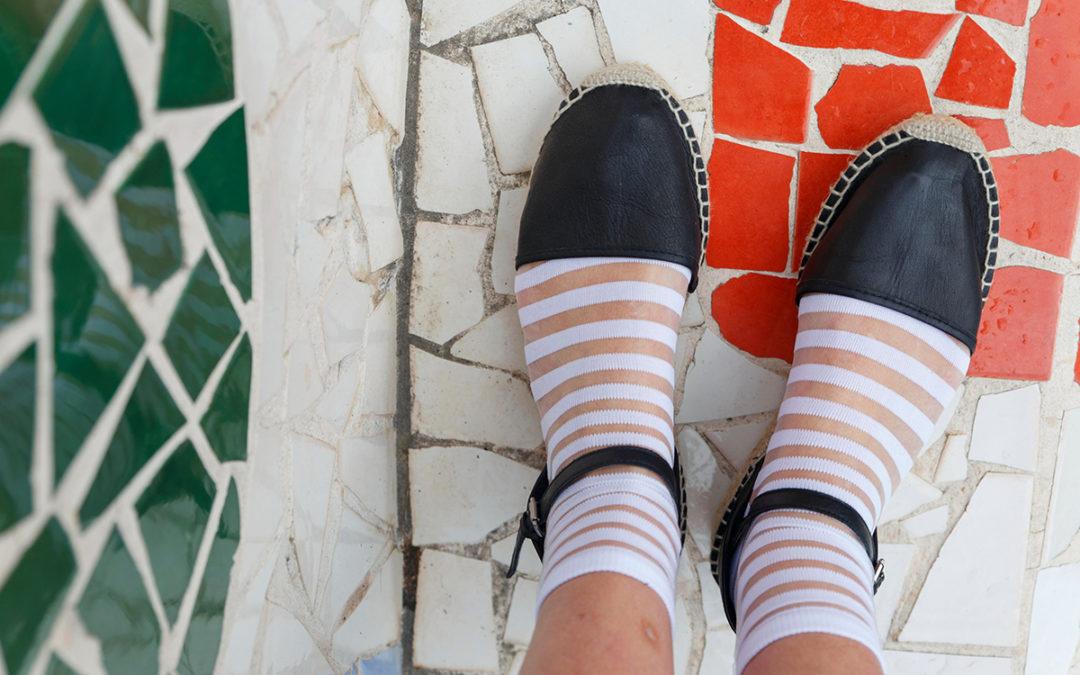 Calcetines con sandalias, ya no es cosa de guiris