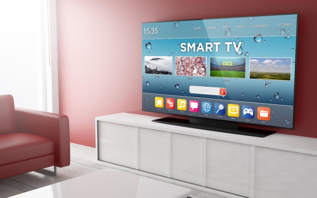 Smart TV: navega por internet sin moverte del sofá