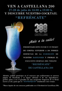 cocktails en castellana 200