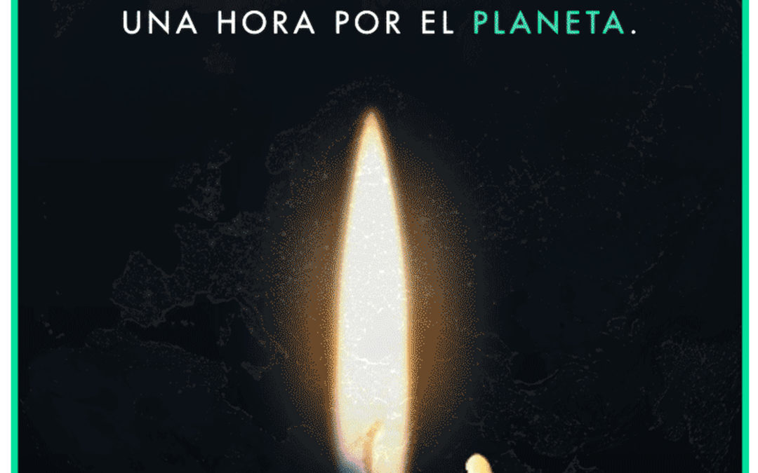 la hora del planeta sábado 24 de marzo