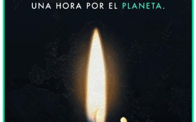 En Castellana 200 apagamos la luz por nuestro planeta